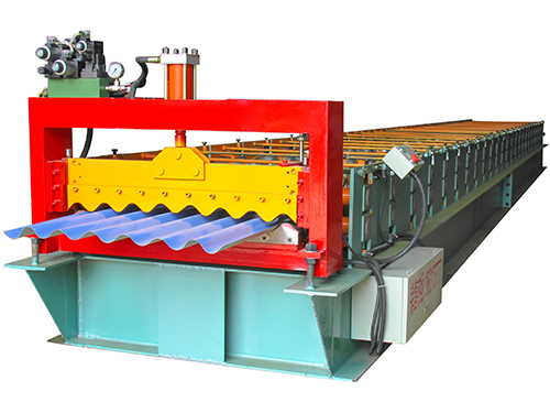 New type Horizontal wall panel equipment
